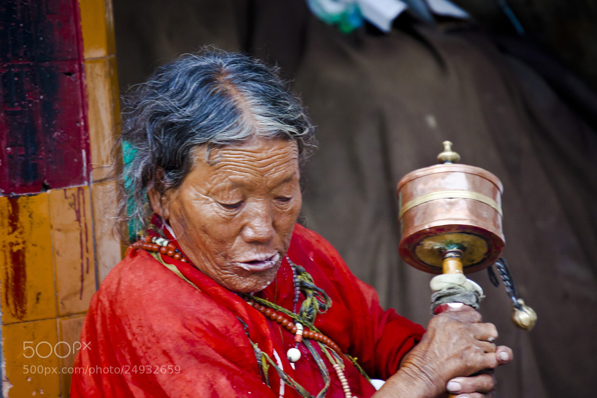 Photograph Faces of Tibet # 8 by sk teh on 500px
