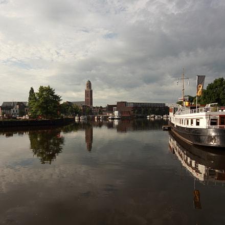 Zwolle cityscape, Canon EOS 550D, Canon EF-S 10-22mm f/3.5-4.5 USM