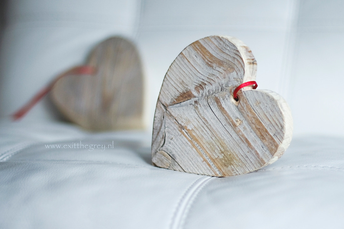 Photograph Wooden Heart, ... by Ria de Boer on 500px