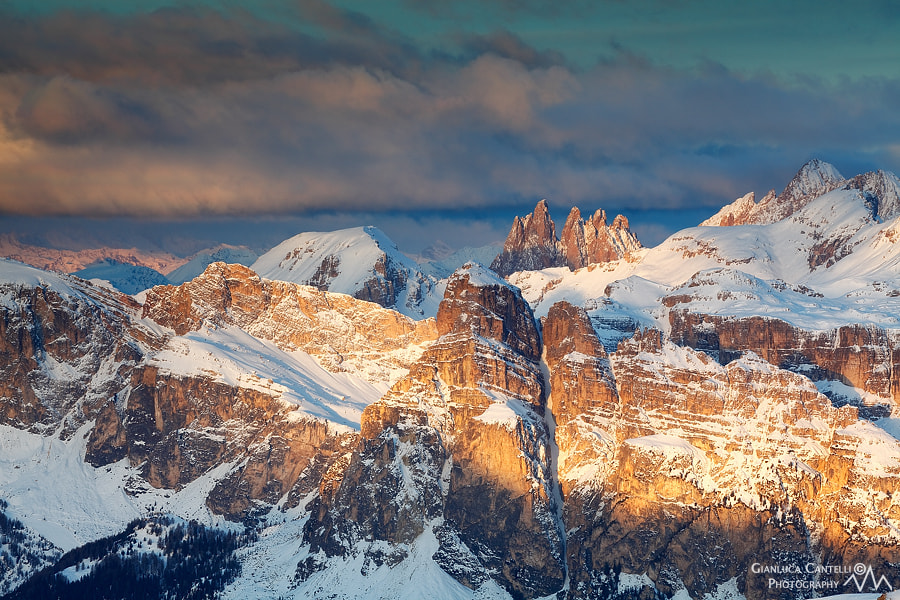 Photograph Mountains Of light by Gianluca Cantelli on 500px
