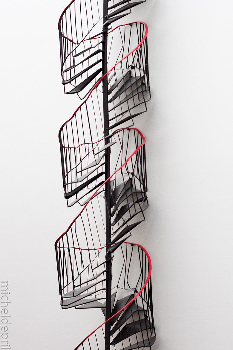 Photograph Stair by Michel Depril on 500px