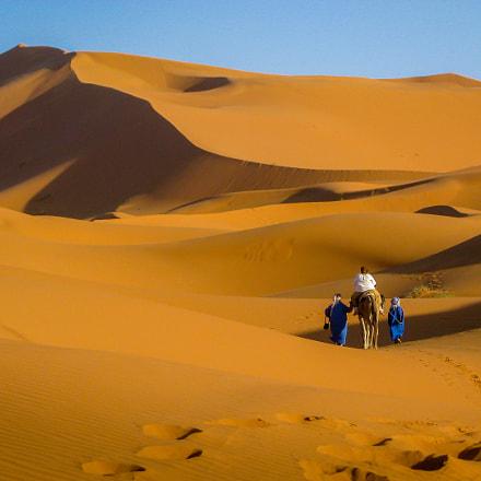 Morocco Desert Camp, Canon POWERSHOT SX100 IS