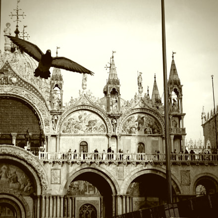 San Marco Square, Sony DSC-W110