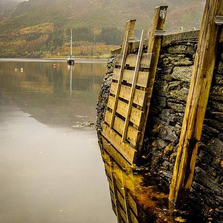 Loch Leven, Sony DSC-P10