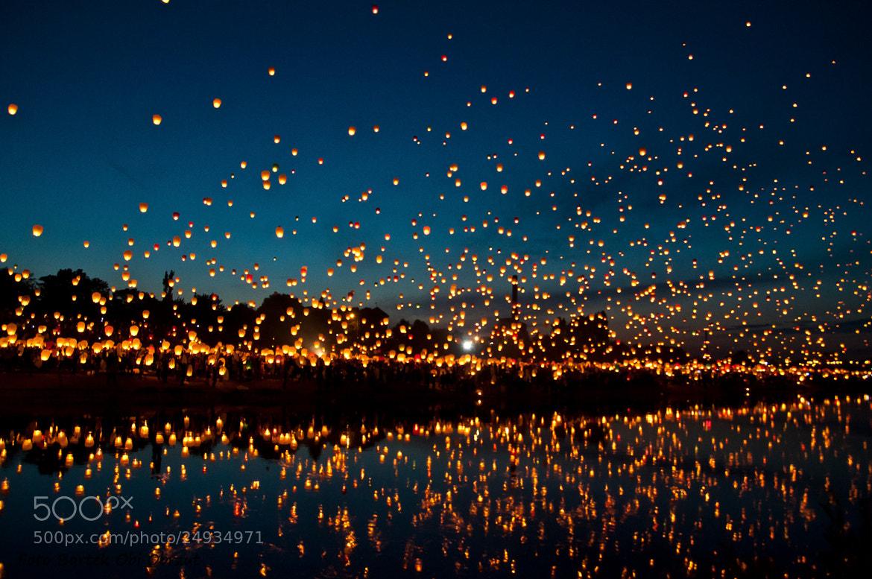 Photograph Midsummer Night 3 by Bartek Obrzut on 500px