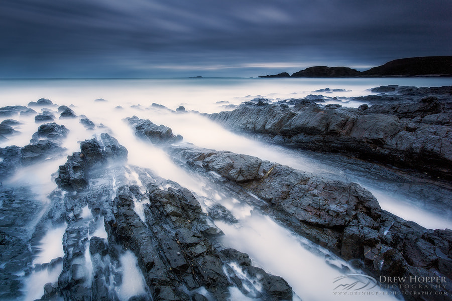 Photograph Coastal Serenade by Drew Hopper on 500px