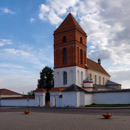 Belarus. Mir. Saint Nicolas', Canon EOS 550D, Tamron AF 17-50mm f/2.8 Di-II LD Aspherical