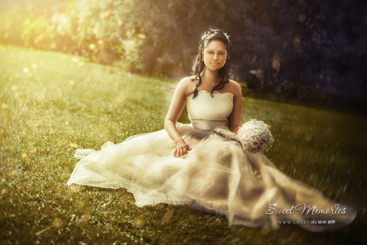 Photograph Wedding portrait by Sweet Memories  on 500px