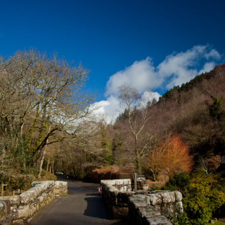 Fingle bridge Dartmore
