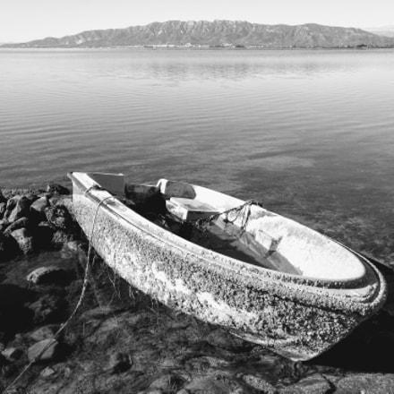 M.G. Abandoned boat