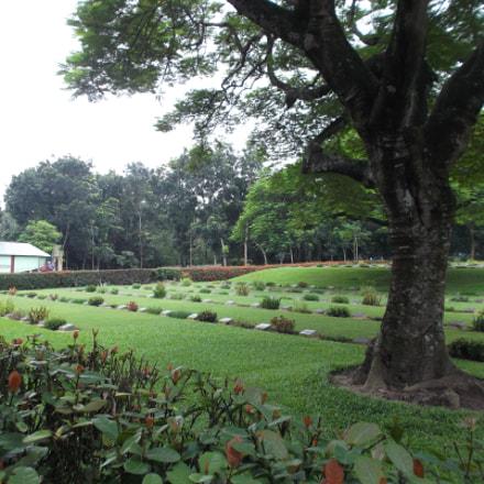Maynamati War Cemetery, Fujifilm FinePix JX520
