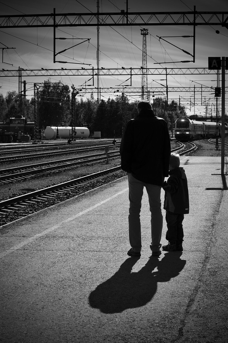 Photograph Time to say goodbye by Tomi Jutila on 500px