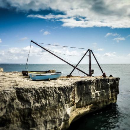 Boats on a rocky, Panasonic DMC-ZS3