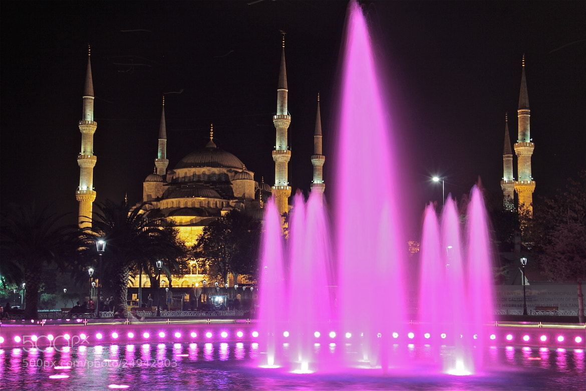 Photograph Blue mosque by Eo NaYa on 500px