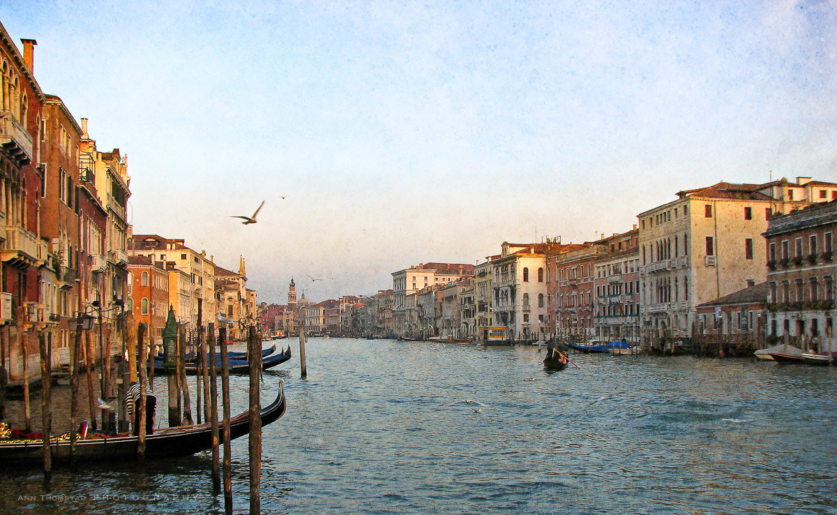 Photograph Evening in Venice by Ann Thomstad on 500px