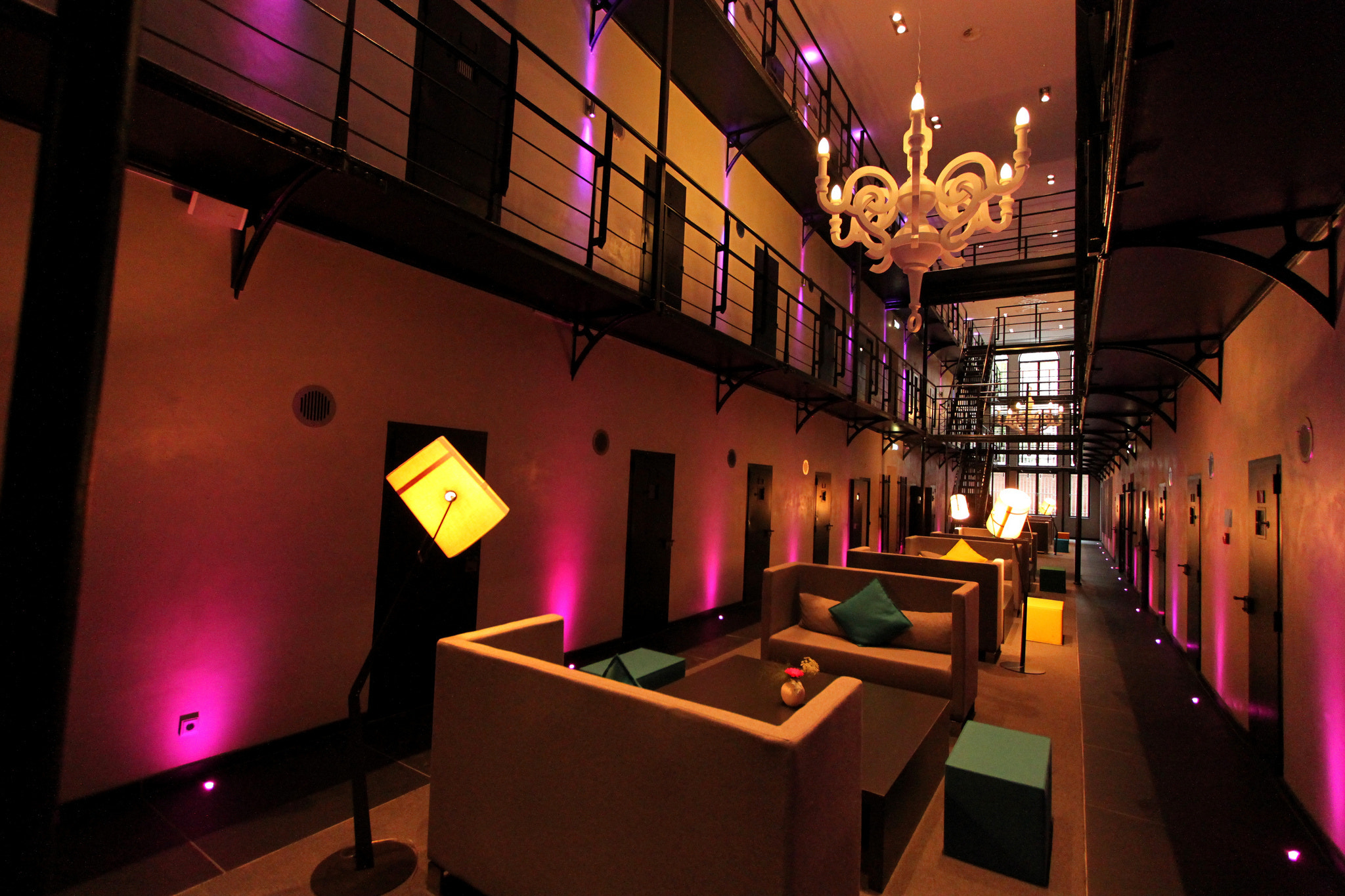 Photograph 'Prison Hotel'  by Frits de Jong on 500px