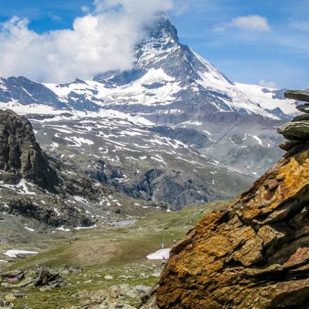 Zermatt (){ Edit}, Canon POWERSHOT SX100 IS