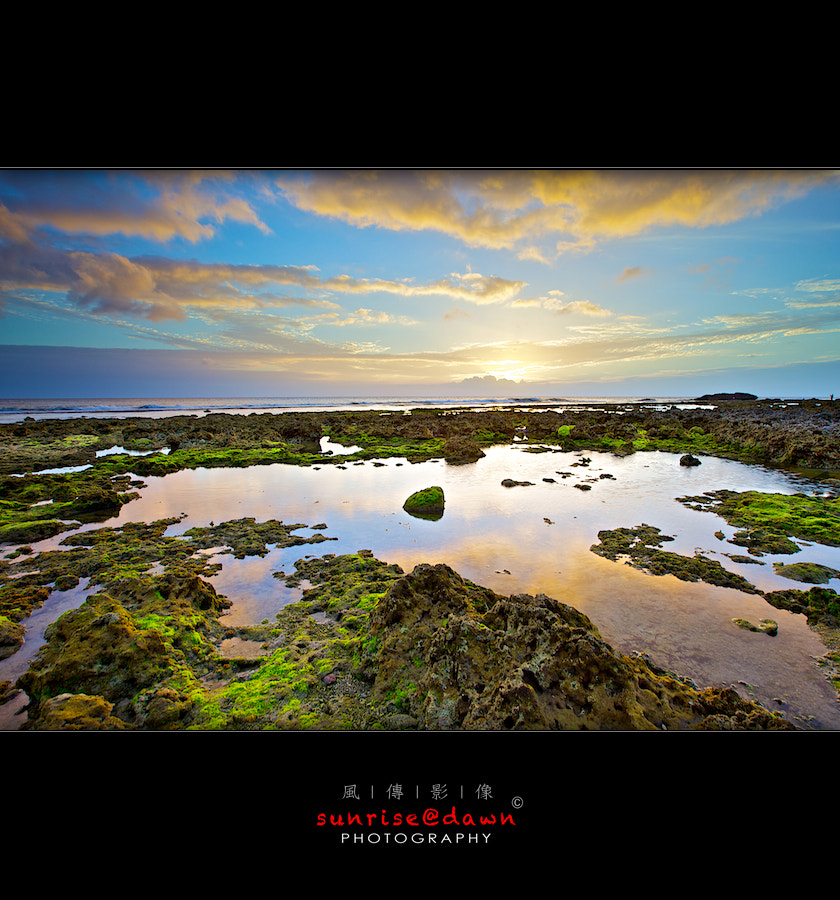 Photograph Mossy Lagoon 青苔潟湖 by SUNRISE@DAWN photography 風傳影像 on 500px