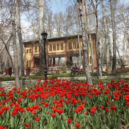 Persian Mansion, Fujifilm FinePix HS25EXR