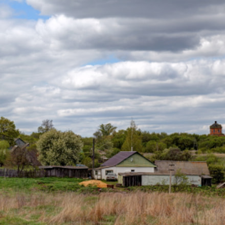 Tula Oblast. Village Nikitskoye, Canon EOS 550D, Tamron AF 17-50mm f/2.8 Di-II LD Aspherical