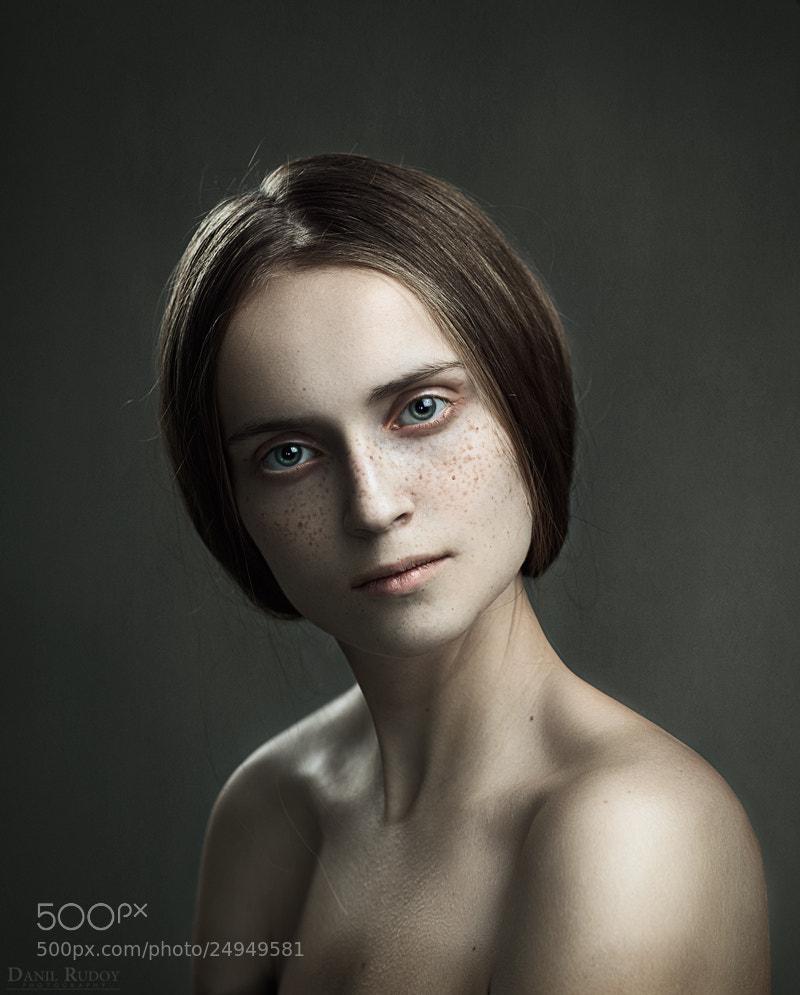 Photograph Катя. by Danil Rudoy on 500px