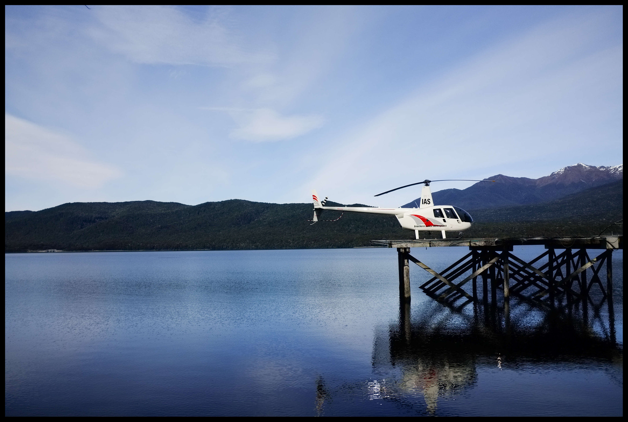 Photograph Lakeside Heliport by Cacophony L on 500px