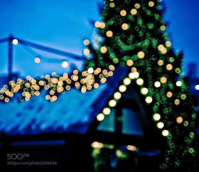 Photograph Christmas time... by Aleksandra Loginova on 500px