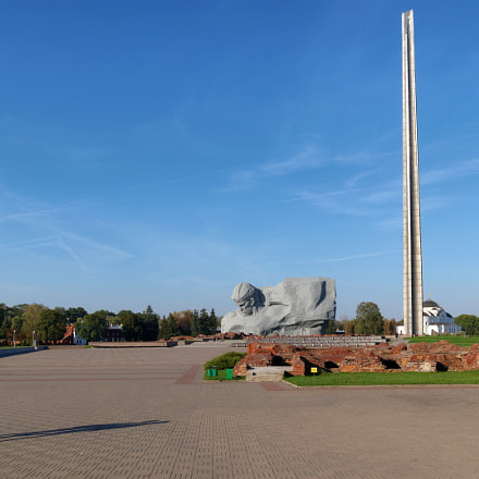 Brest Fortress, Canon EOS 550D, Tamron AF 17-50mm f/2.8 Di-II LD Aspherical