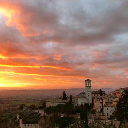 2018 Italy, Umbria, Assisi