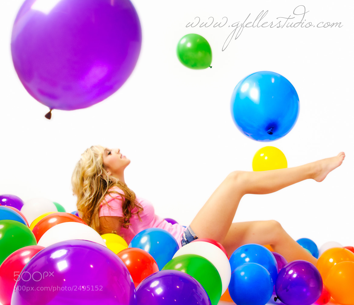 Photograph Balloons by Erick Gfeller on 500px
