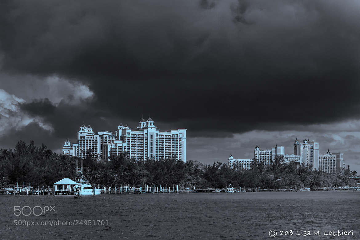 Photograph Storm Over Atlantis by Lisa Lettieri on 500px