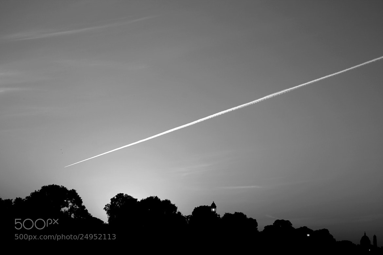 Photograph Black Sunset by Samar Gularia on 500px