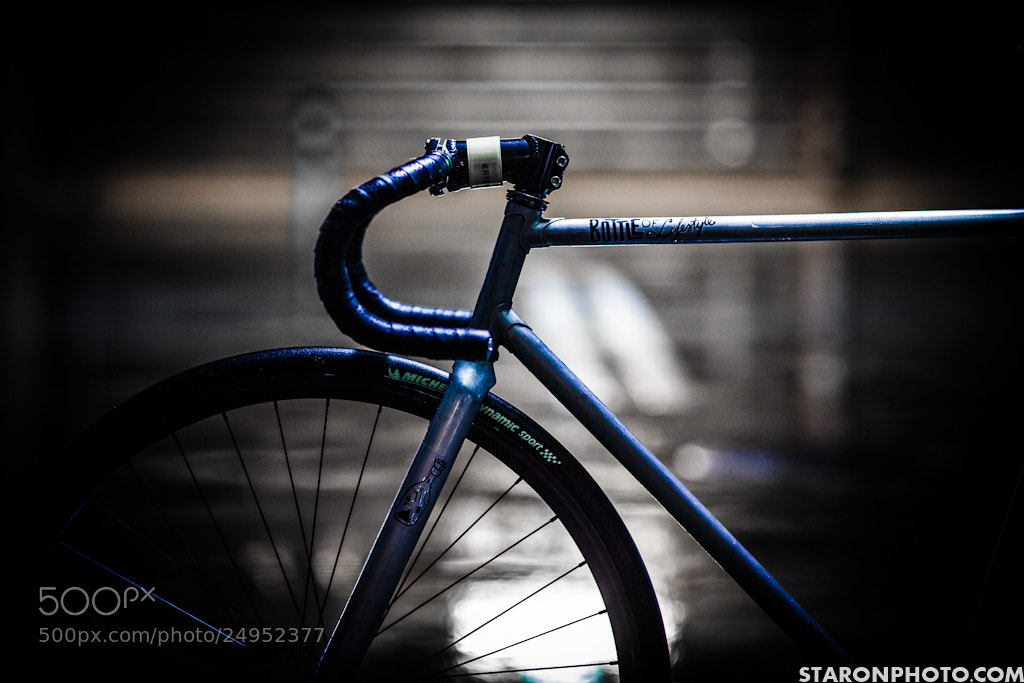 Photograph Bottle of Lifestyle Fixed Gear by Piotr Staroń on 500px