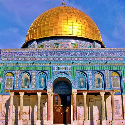 Dome Mosque, Sony DSC-P200