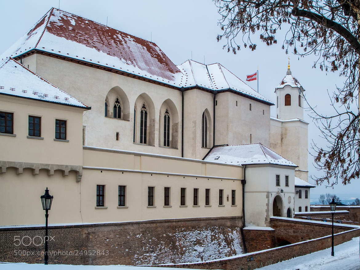 Photograph Spilberg castle by Rudolf Hes on 500px