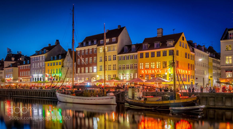 Photograph Nyhavn by Örjan Gustavsson on 500px