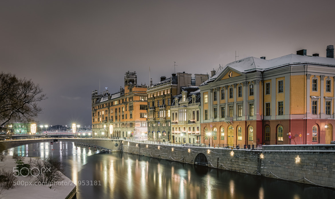 Photograph Mighty row by Örjan Gustavsson on 500px