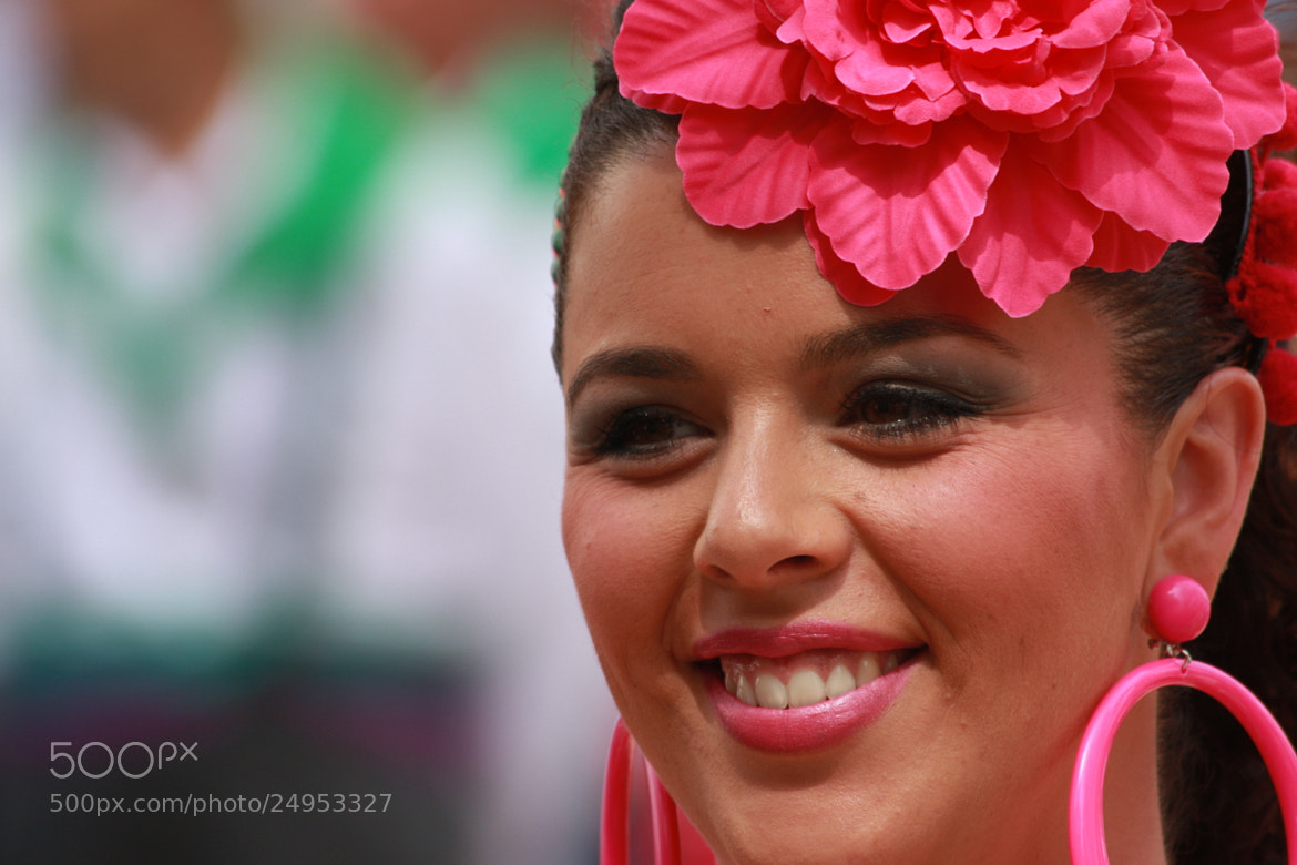 Photograph Local woman of Nerja by Leo Hermans on 500px