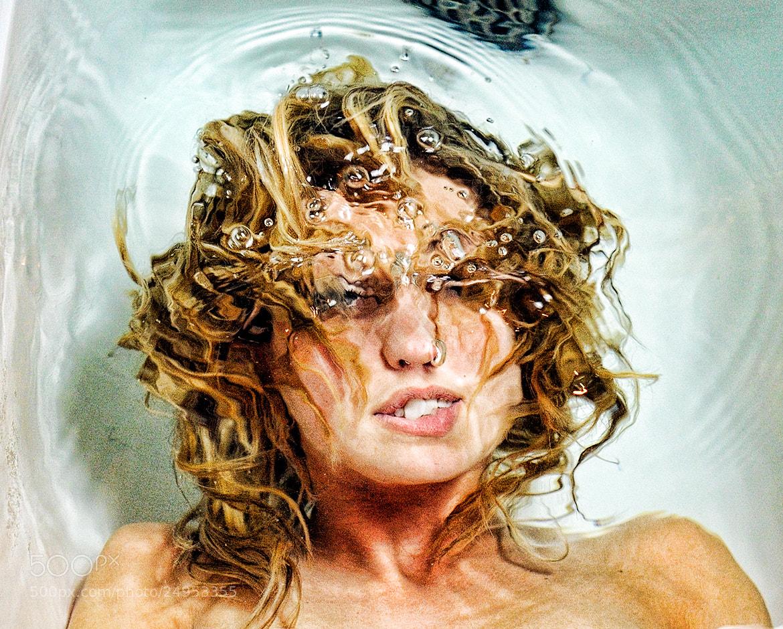 Photograph Bath time Bubbles by David Lowe on 500px