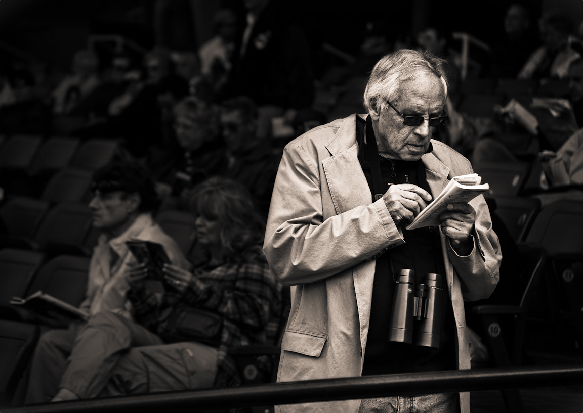 Photograph A Day at the Races by Garrett Hauenstein on 500px