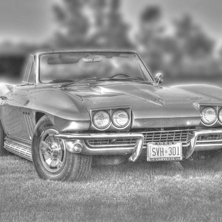 Corvette, Fujifilm FinePix S100FS