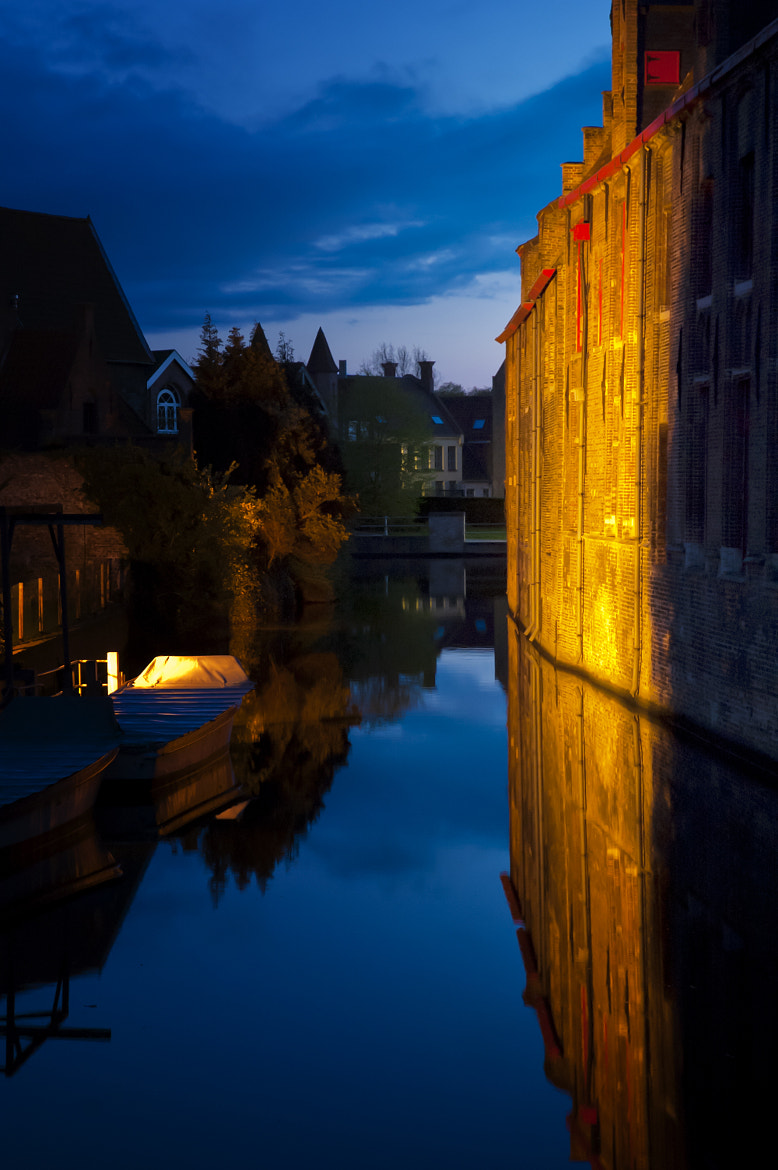Photograph Brugge by Magdalena Warmuz-Dent on 500px