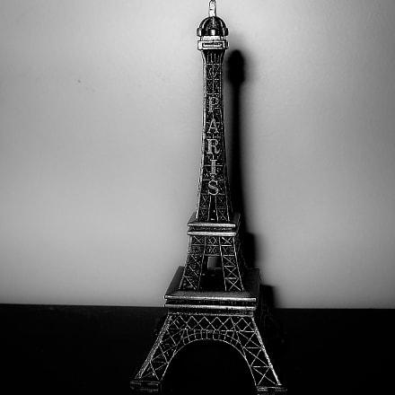 Souvenir Paris, Fujifilm FinePix A820