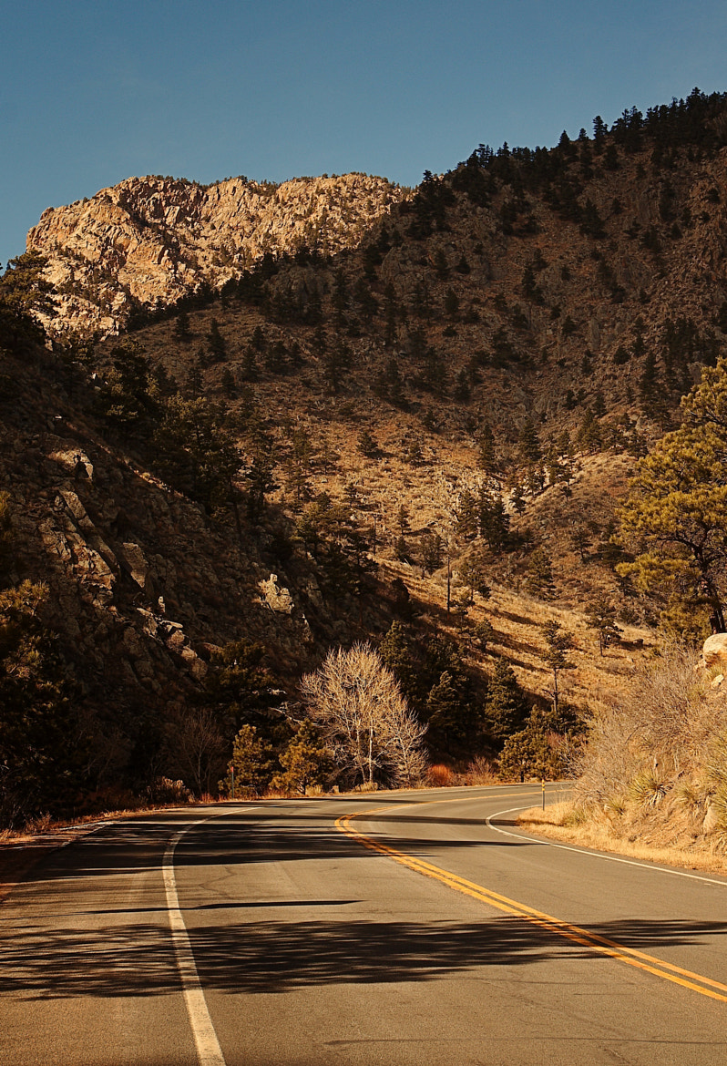 Photograph Big Thompson Rd N. Co. by Johnny Gomez on 500px