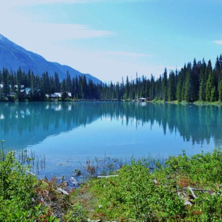 Emerald lake, Panasonic DMC-ZS10