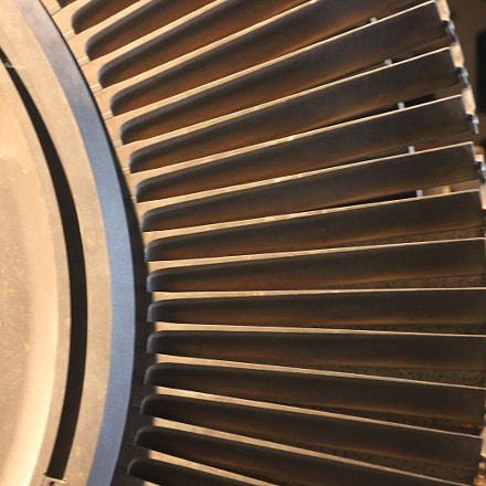 Turbine ..., Canon EOS 600D, Tamron AF 18-270mm f/3.5-6.3 Di II VC PZD