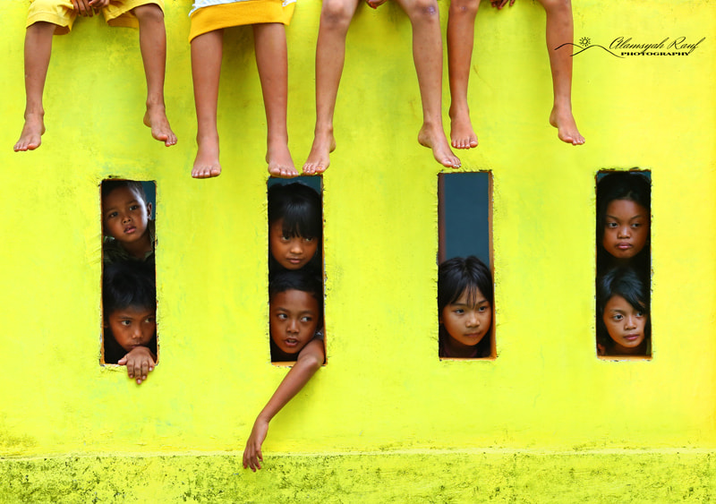Photograph Yellow Spectator by Alamsyah Rauf on 500px