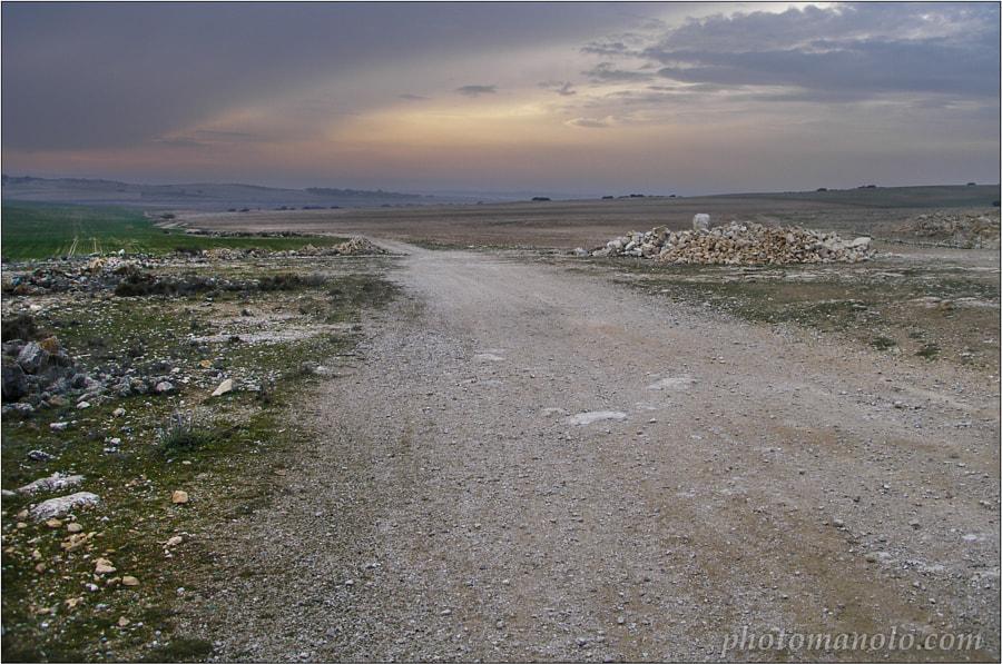 Campos de Albacete, автор — Manolo Photomanolo 马诺洛 مانولو на 500px.com