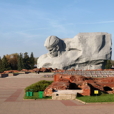 Brest Fortress. Monument