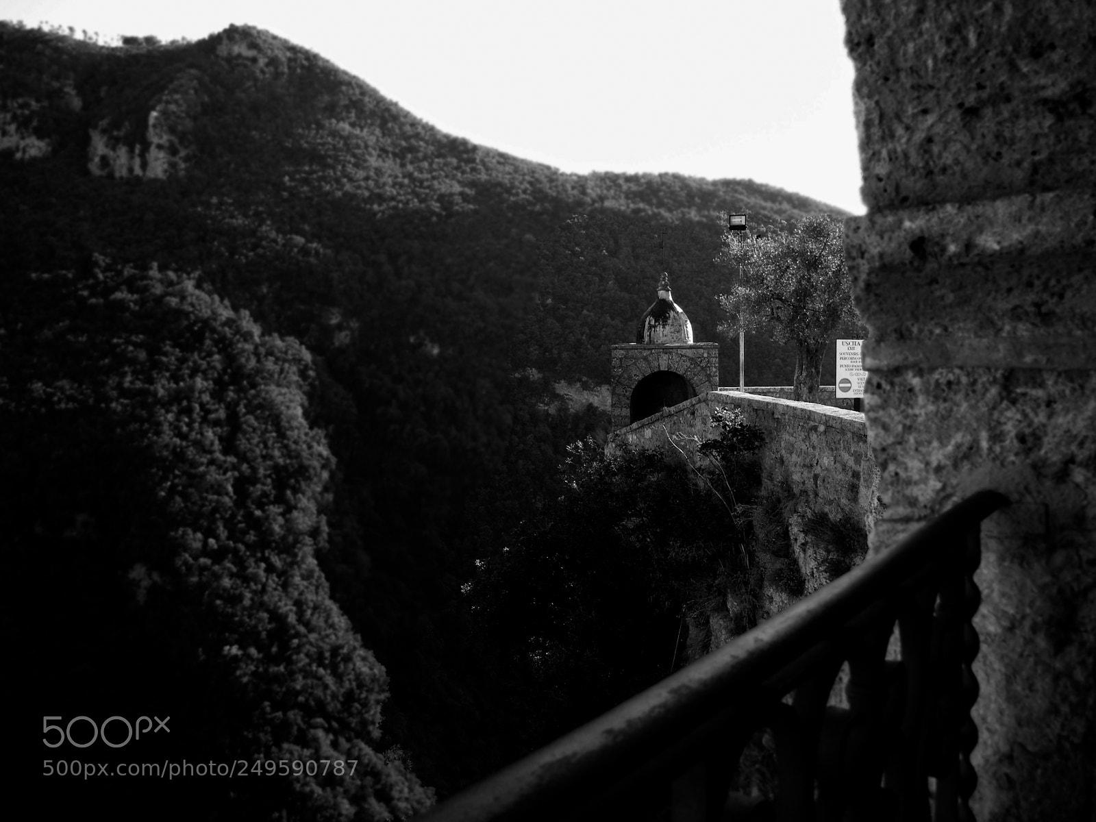 "Fujifilm FinePix S2000HD sample photo. ""Benedictines monastery"" photography"